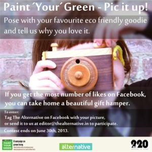 'Pic' Your Green Goodie Contest