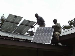Off-Grid Solar Installations