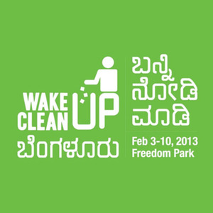 Wake up Clean up Bengaluru