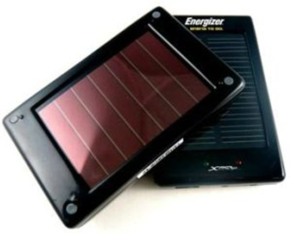 Energizer SP1000 Solar charger for mobile phones, mp3 players etc.