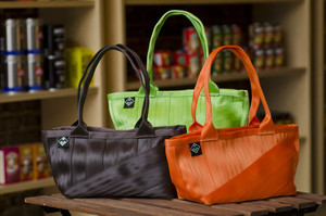 Maggie Bags @Maggie_Bags - Attractive bags made from seatbelt webbing