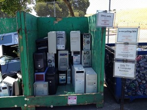 Find those computers ancient and useless. Recycle them