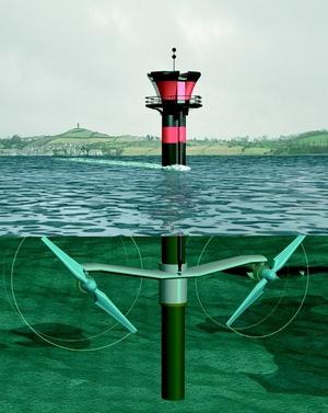 Taking Wind Energy Underwater by @Siemens