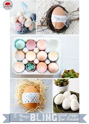 Reusing your eggs for Easter