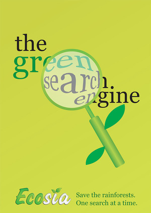 @Ecosia - A green search engine
