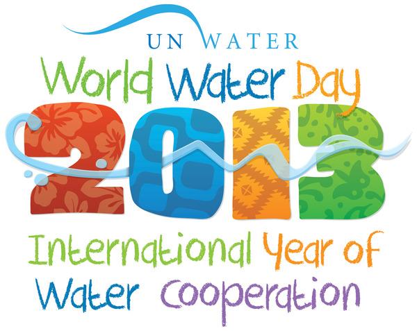 Celebrating World Water Day 2013