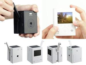 Self-Powered Digital Camera