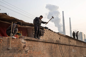Cost of Environmental Degradation in China Is Growing - NYTimes.com
