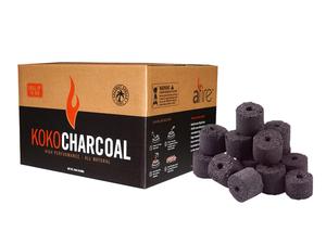 Afire KOKO Charcoal - made from 100% coconut fiber