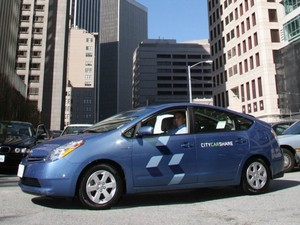 City CarShare @CityCarShare - Car Share program with a mission to improve the environment