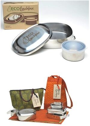 ECOlunchbox Kit - Non-Toxic & Waste-Free