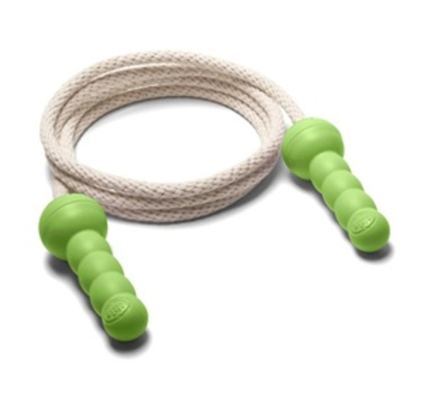 Green Jump Rope - Grassroots Environmental Products
