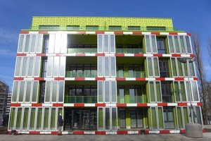The World's First Algae-Powered Building Opens in Hamburg via @Inhabitat
