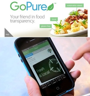 @GoPureApp - Search and Grow the Sustainable Restaurant Network