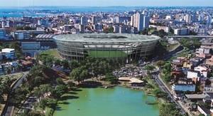 Arena Fonte Nova To Be a LEED Triumph for Brazil's 2014 World Cup via @LeonKaye