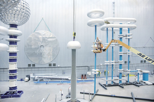 High-Voltage DC Breakers Could Enable a Renewable Energy Supergrid   MIT Technology Review