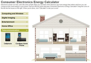 Energy Calculator Test for Home or Office via @ceafeed