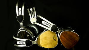 Very cool and sleek upcycled Headphones by LSTN