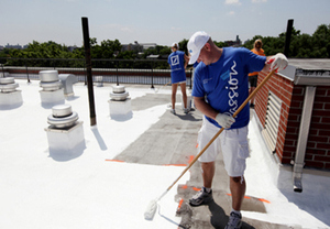 Cool roofs, New York summers and global warming via @reuters