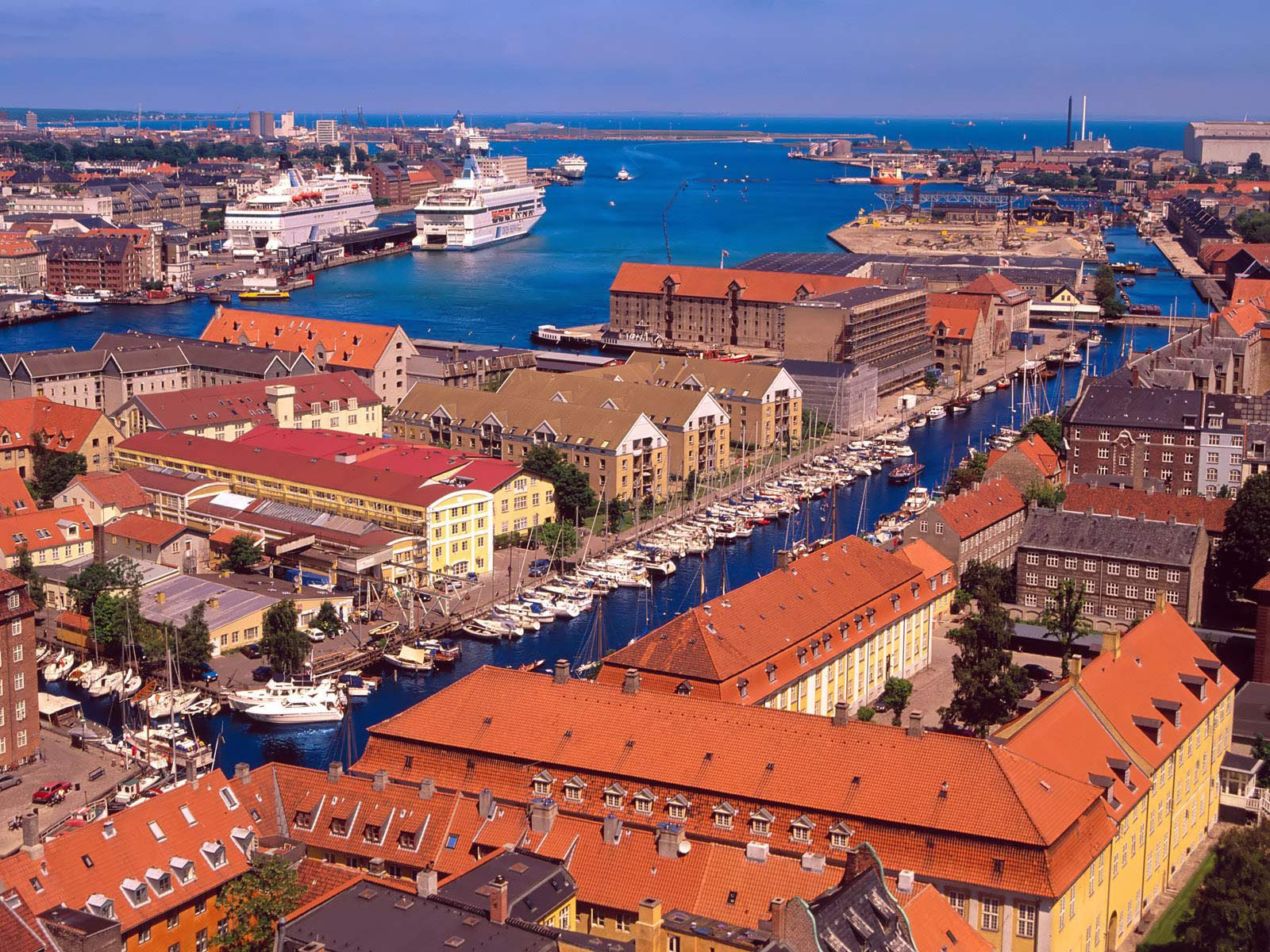 Copenhagen aims to be world's first carbon neutral capital : Renew Economy