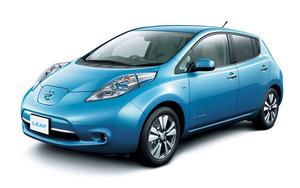 Nissan LEAF makes British cheesemaker carbon neutral | Easier