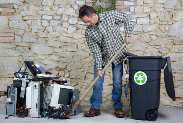 Recycle your old tech gear | PCWorld