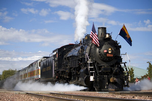 Grand Canyon Railway to fuel train with recycled vegetable oil on Earth Day | KJZZ.org