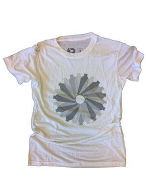 The Sustainable T-Shirt: Rethink Fabrics 100% Recycled Plastic Bottle Shirt - MJ Approved