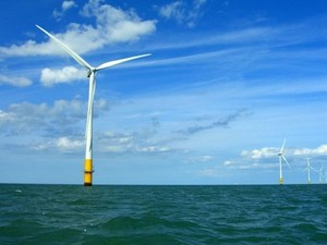 World's Largest [Proposed] Offshore Wind Farm Could Power a Million Homes, Scotland