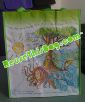 Fashionable Reusable bags