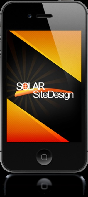 Project development app for Solar Pofessionals @solarsitedesign