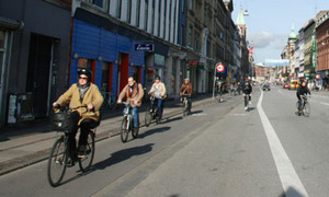 Copenhagen's ambitious push to be carbon-neutral by 2025