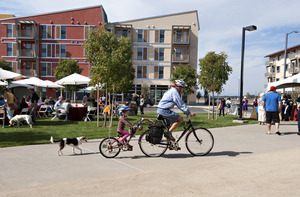UC Davis West Village is the largest planned zero net energy community in the US