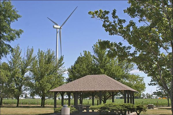 Wind-energy swells in Ohio amid uncertainty