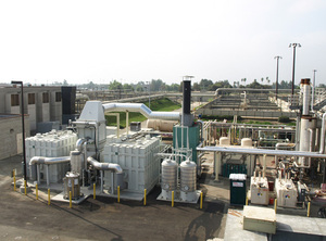 World's Largest Biogas Fuel Cell Power Plant Launches in California via @renewablesoc