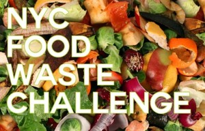 "Over 100 Restaurants to Participate in ""Food Waste Challenge"""