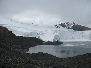 Peru develops early warnings of melting glaciers – in pictures via @Guardian