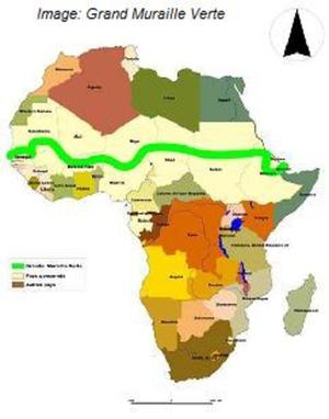 The Great Green Wall Of Africa -- A 4,000 Mile Defense Against Climate Change via @psave