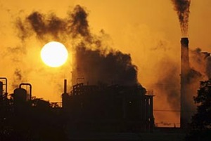 Greenhouse gas levels highest in 3m years via @canberratimes