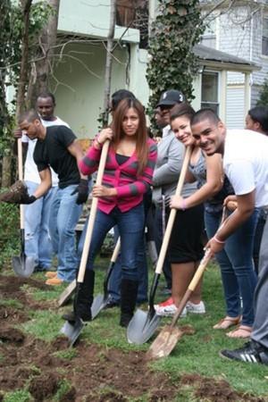 Students Create Sustainable Garden | Bloomfield, NJ Patch