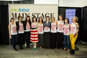 Eileen Fisher at the Green Festival: Eco Fashion, Beauty and Social Responsibility - Eco-Chick
