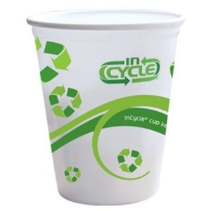 InCycle cups - reduces plastic waste that enters our landfills #green #cleantech