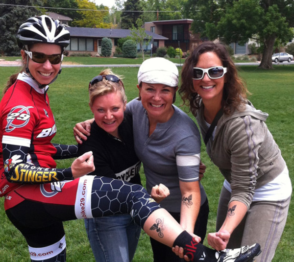 Women Bike Wednesday: CycloFemme Poised to Double Rides in 2013: Bikeleague