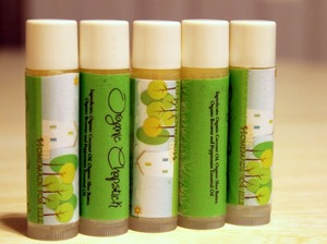 DIY - Eco Friendly Lip Balm