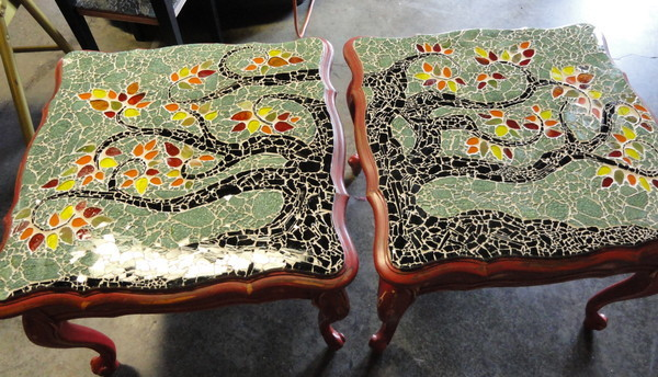 Local Artist Turns Recycled Glass into Treasure