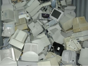 IBM buys from its own supply of recycled electronics