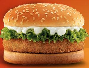 McDonald's to open vegetarian only restaurants in India.  Nice @nickaster