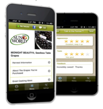 How to Trace Your Fresh Food [App]