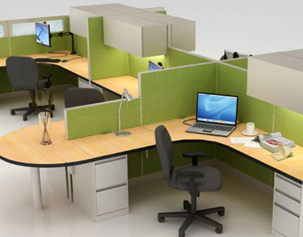 Green office furniture from ecoworks 500eco for Oficina atur