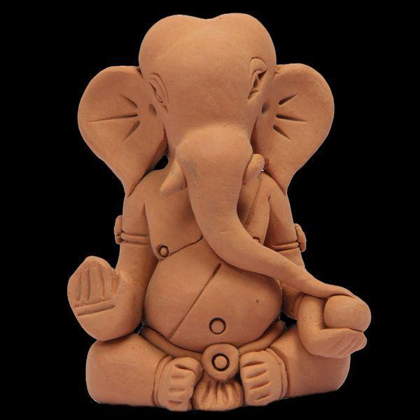 Eco Ganesha is all the rage.